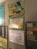 Plakat in Berlin