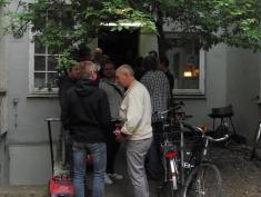 """Viele Spieler von """"Rote Beete"""" Hamburg"""