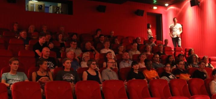 Grandioses Publikum