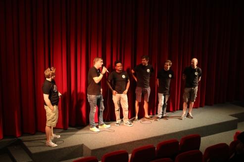 Q&A nach dem Film