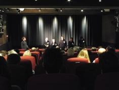Fragerunde mit Publikum