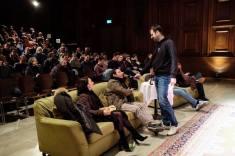 Q & A mit dem Publikum